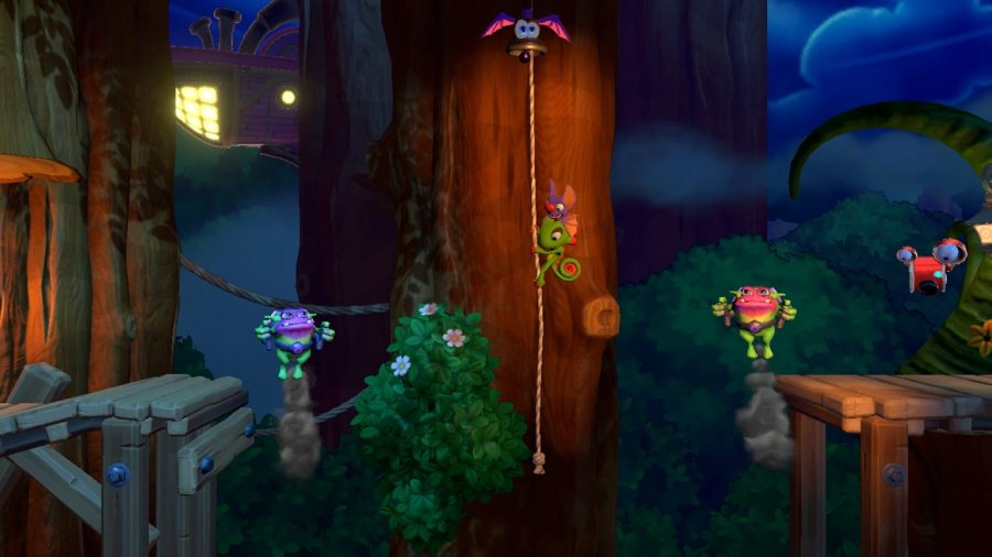Yooka-Laylee and the Impossible Lair Review - Screenshot 1 of 6
