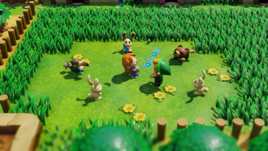 The Legend of Zelda: Link's Awakening Review - Screenshot 1 of 6