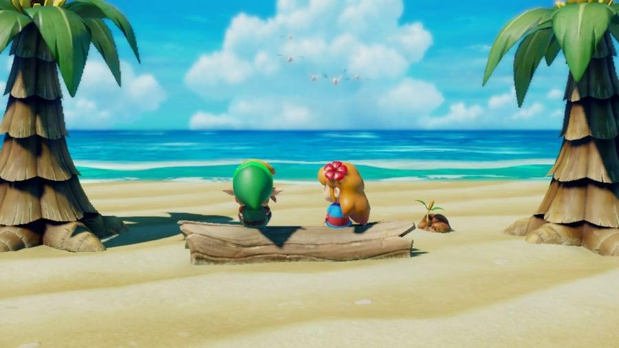 The Legend of Zelda: Link's Awakening Review - Screenshot 2 of 7
