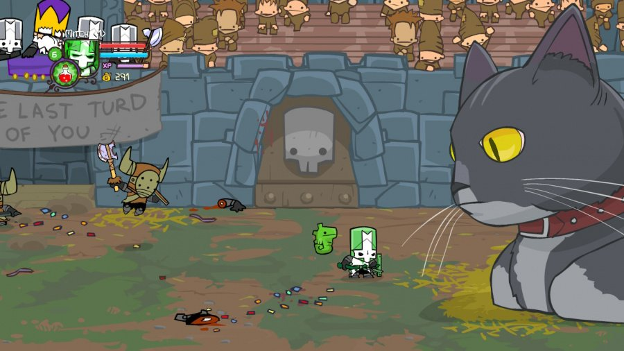 Castle Crashers Remastered Review - Screenshot 3 of 5