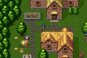 Breath of Fire II Screenshot