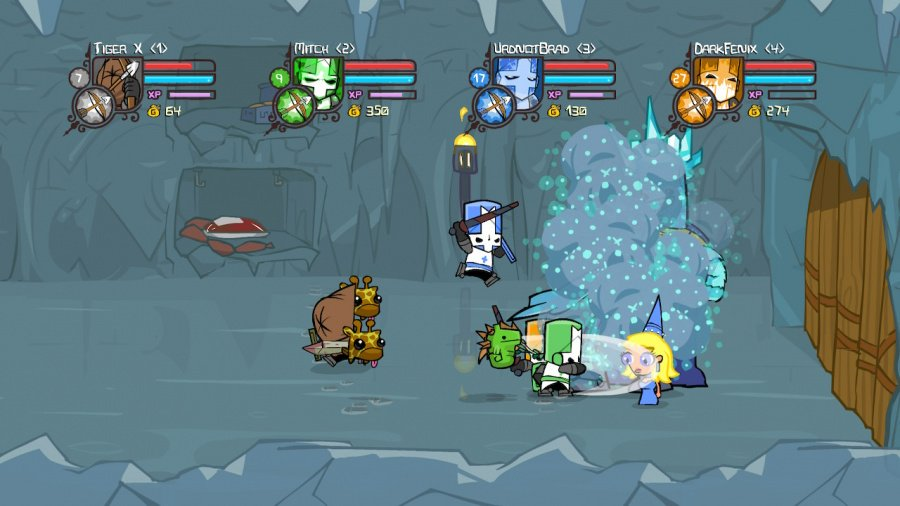 Castle Crashers Remastered Review - Screenshot 2 of 5