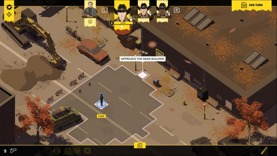 Rebel Cops Review - Screenshot 4 of 4