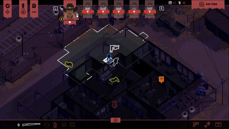 Rebel Cops Review - Screenshot 3 of 4