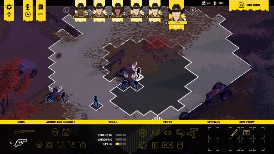 Rebel Cops Review - Screenshot 2 of 4