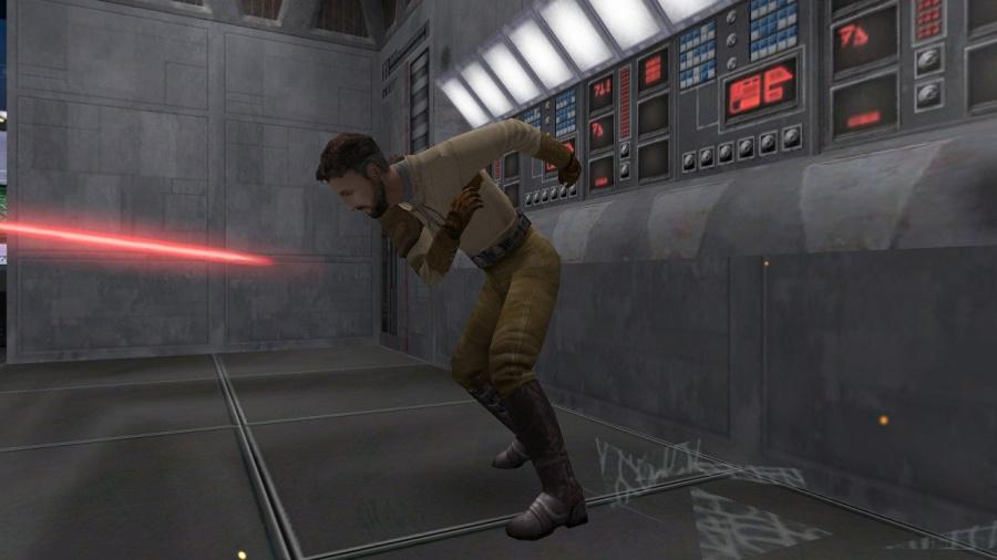 Star Wars: Jedi Knight II: Jedi Outcast Review - Screenshot 4 of 6