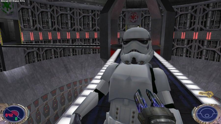 Star Wars: Jedi Knight II: Jedi Outcast Review - Screenshot 3 of 6
