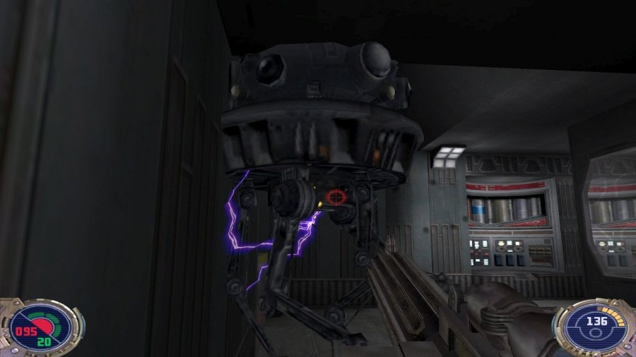 Star Wars: Jedi Knight II: Jedi Outcast Review - Screenshot 1 of 6