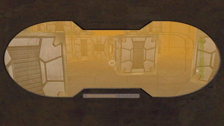 Star Wars: Jedi Knight II: Jedi Outcast Review - Screenshot 1 of 4