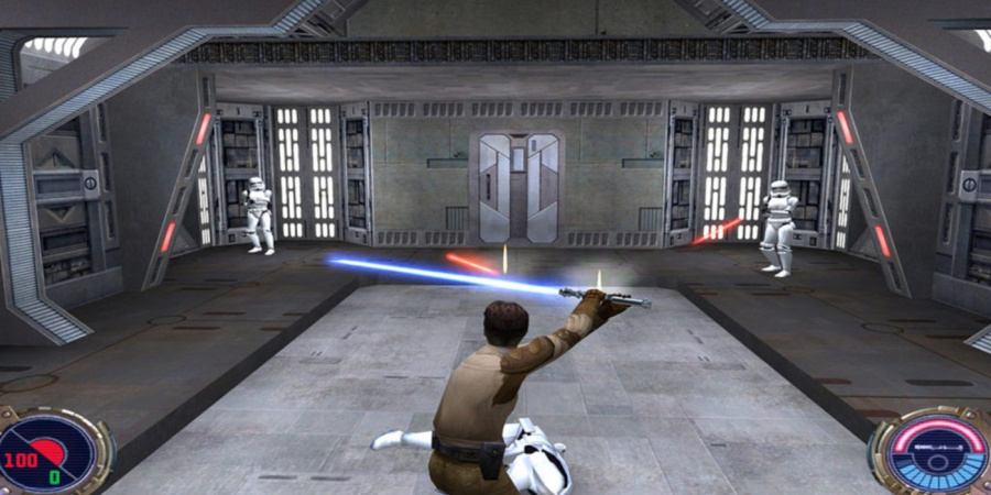 Star Wars: Jedi Knight II: Jedi Outcast Review - Screenshot 2 of 6