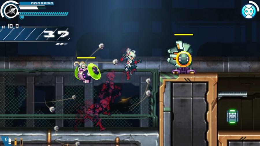 Gunvolt Chronicles: Luminous Avenger iX Review - Screenshot 6 of 6