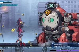 Gunvolt Chronicles: Luminous Avenger iX Screenshot