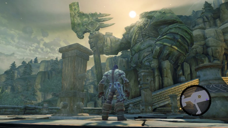 Darksiders II Deathinitive Edition Review - Screenshot 4 of 4