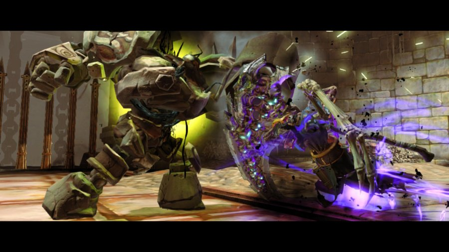 Darksiders II Deathinitive Edition Review - Screenshot 1 of 4