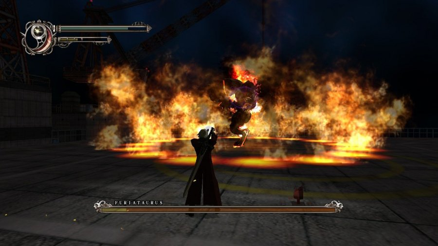 Devil May Cry 2 Review - Screenshot 3 of 5