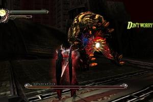 Devil May Cry 2 Screenshot