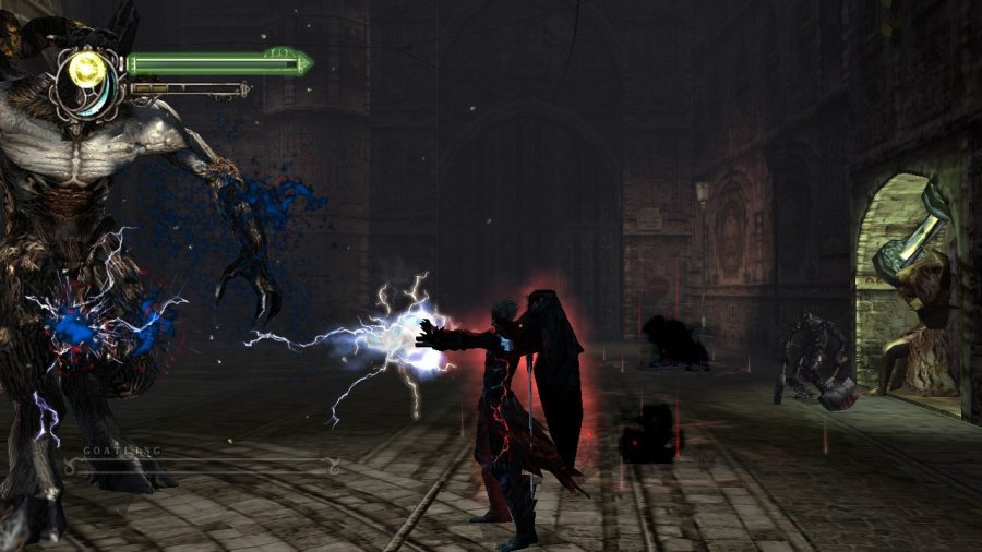 Devil May Cry 2 Review - Screenshot 2 of 5