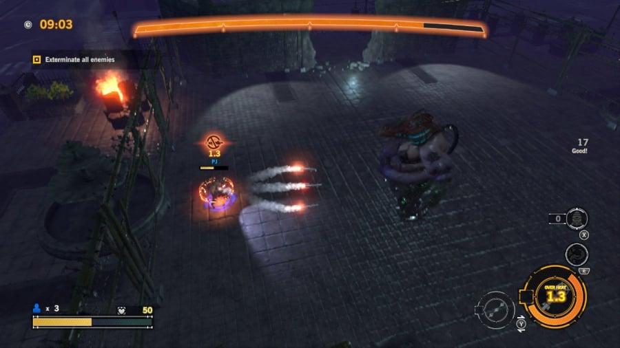 Contra: Rogue Corps Review - Screenshot 4 of 4