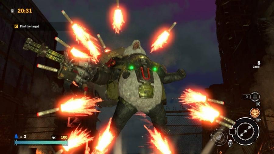 Contra: Rogue Corps Review - Screenshot 1 of 4