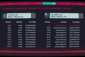 Cyber Protocol Screenshot