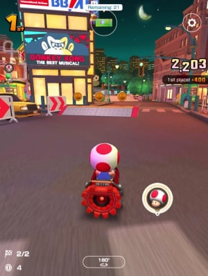 Mario Kart Tour Review - Screenshot 2 of 7