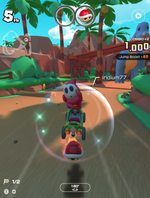 Mario Kart Tour Review - Screenshot 6 of 7
