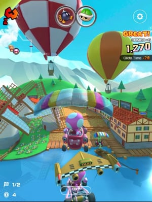 Mario Kart Tour Review - Screenshot 4 of 7