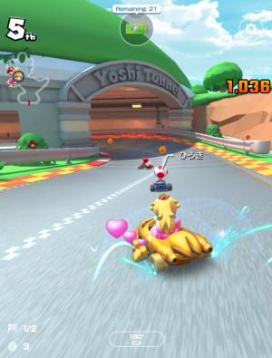 Mario Kart Tour Review - Screenshot 3 of 7
