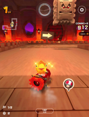 Mario Kart Tour Review - Screenshot 4 of 7