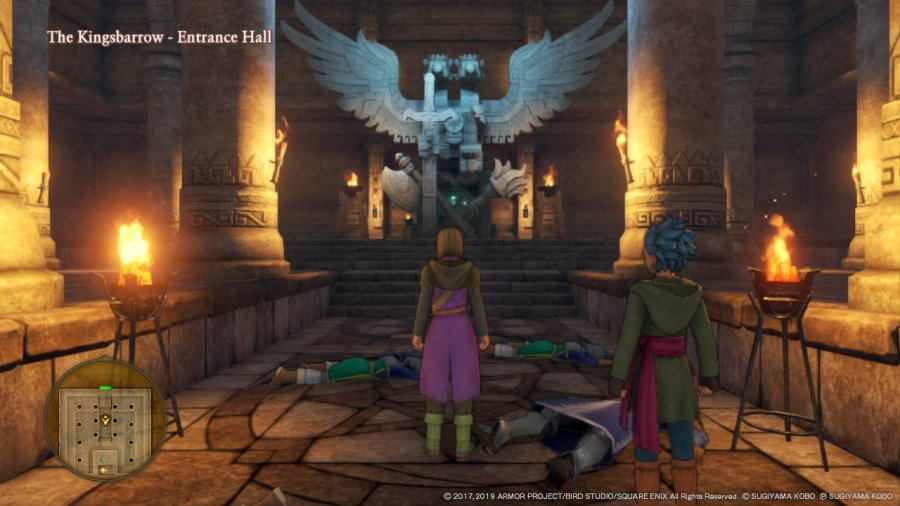 Dragon Quest XI S: Echoes of an Elusive Age - Definitive Edition Review - Screenshot 2 of 8