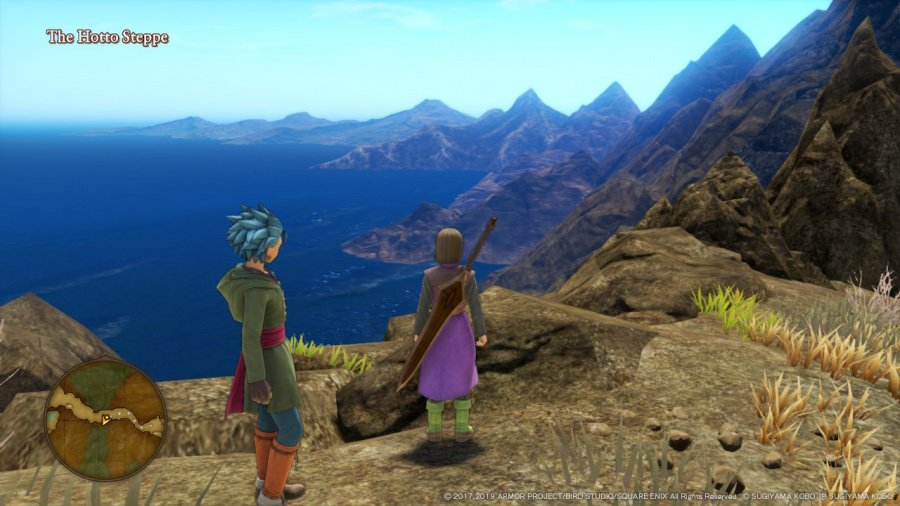 Dragon Quest XI S: Echoes of an Elusive Age - Definitive Edition Review - Screenshot 8 of 8