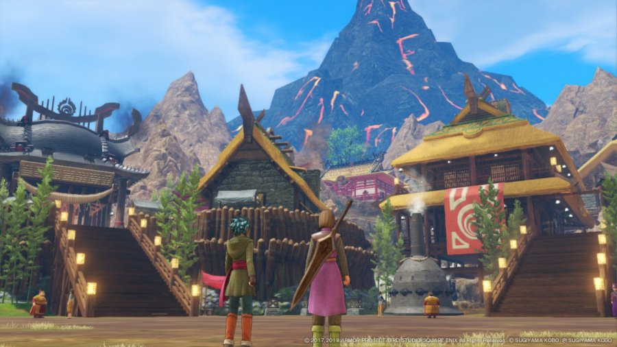 Dragon Quest XI S: Echoes of an Elusive Age - Definitive Edition Review - Screenshot 6 of 8
