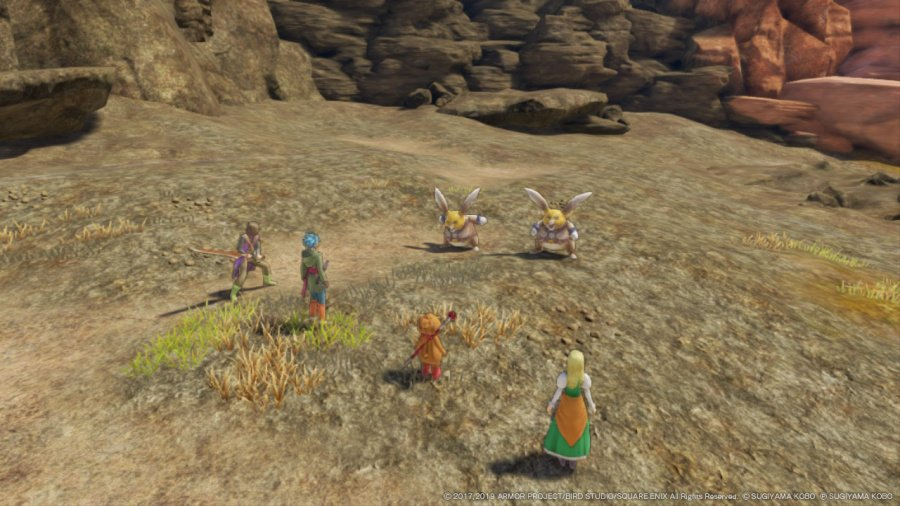 Dragon Quest XI S: Echoes of an Elusive Age - Definitive Edition Review - Screenshot 4 of 8