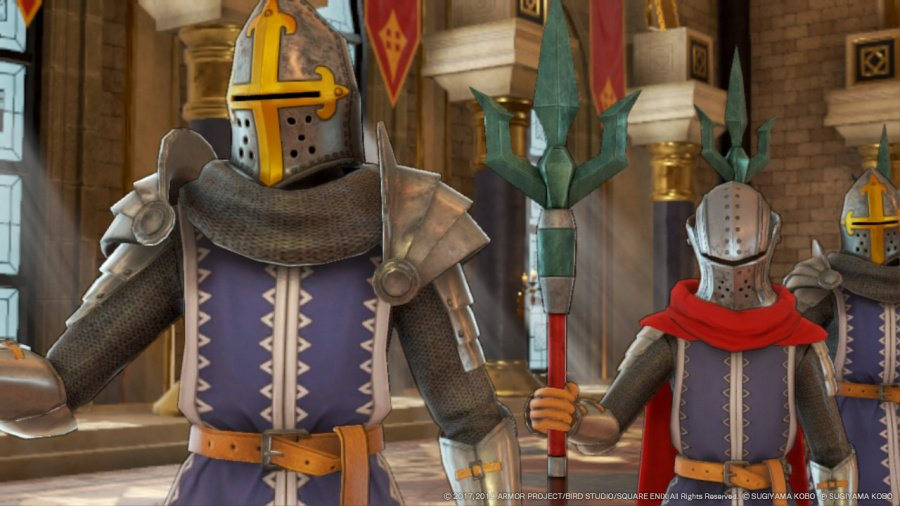 Dragon Quest XI S: Echoes of an Elusive Age - Definitive Edition Review - Screenshot 5 of 8