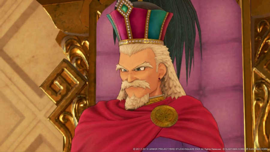 Dragon Quest XI S: Echoes of an Elusive Age - Definitive Edition Review - Screenshot 3 of 8