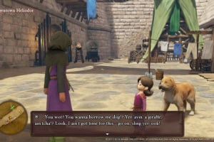 Dragon Quest XI S: Echoes of an Elusive Age - Definitive Edition Screenshot