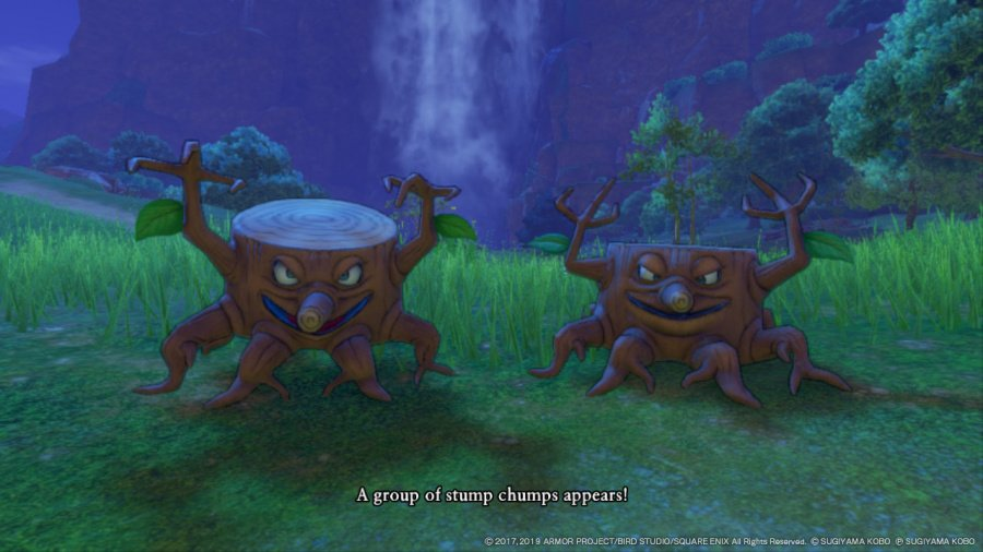 Dragon Quest XI S: Echoes of an Elusive Age - Definitive Edition Review - Screenshot 1 of 8
