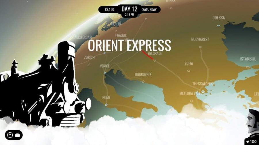 80 Days Review - Screenshot 1 of 10