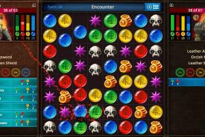 Puzzle Quest: The Legend Returns Screenshot