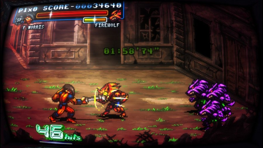 Fight'N Rage Review - Screenshot 6 of 7