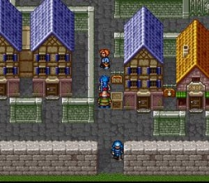 Breath of Fire II Review - Screenshot 1 of 3