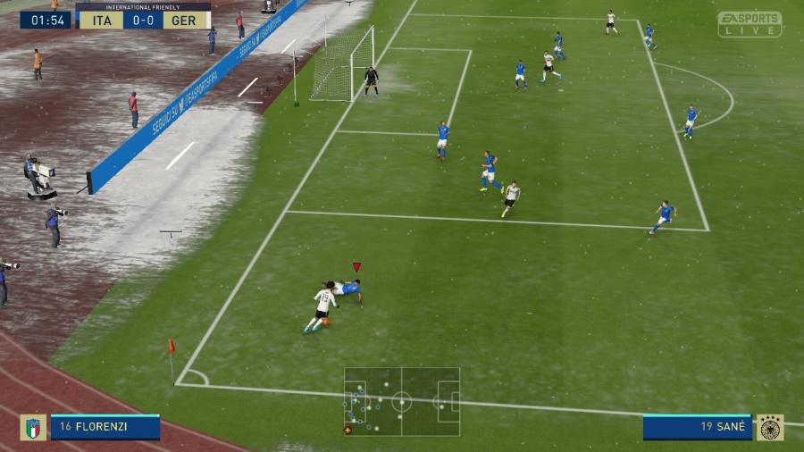 FIFA 20 Review - Screenshot 1 of 5