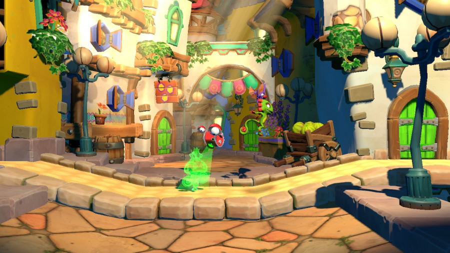 Yooka-Laylee and the Impossible Lair Review - Screenshot 6 of 6