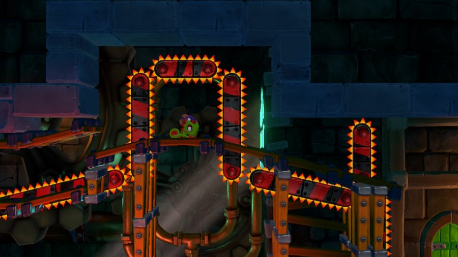 Yooka-Laylee and the Impossible Lair Review - Screenshot 2 of 6