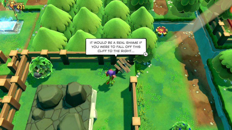 Yooka-Laylee and the Impossible Lair Review - Screenshot 4 of 6