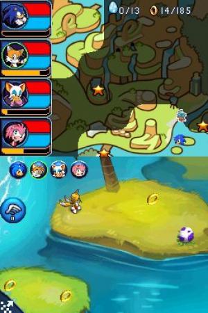 Sonic Chronicles: The Dark Brotherhood Review - Screenshot 3 of 4