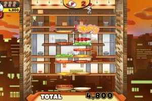 BurgerTime Party! Screenshot
