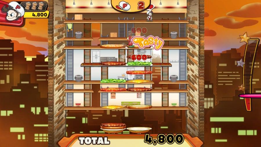 BurgerTime Party! Review - Screenshot 4 of 4
