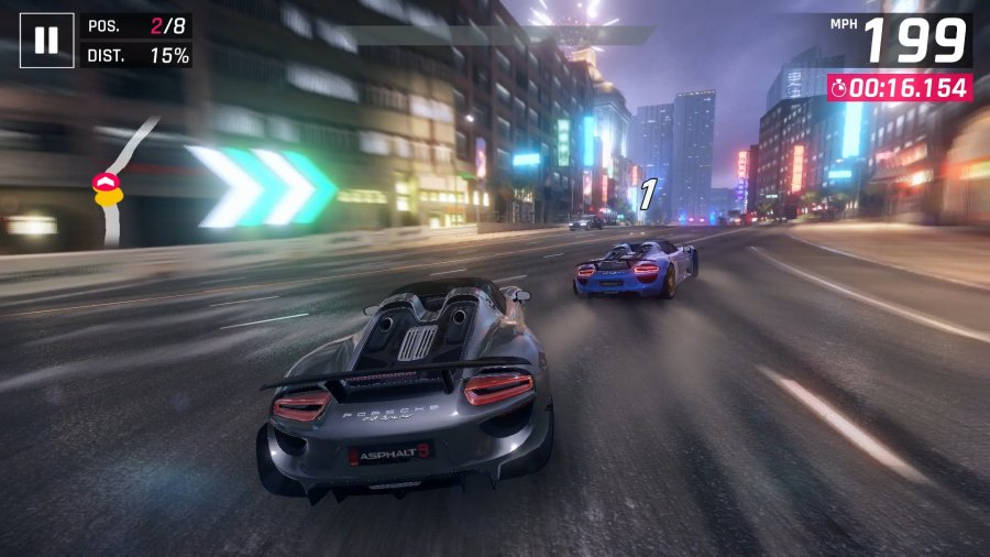 Asphalt 9: Legends Review - Screenshot 1 of 5