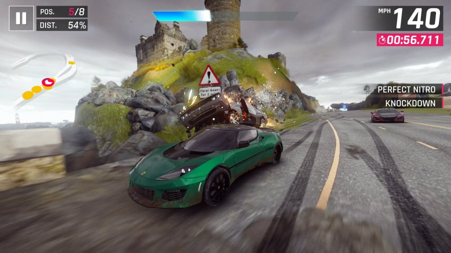 Asphalt 9: Legends Review - Screenshot 2 of 6